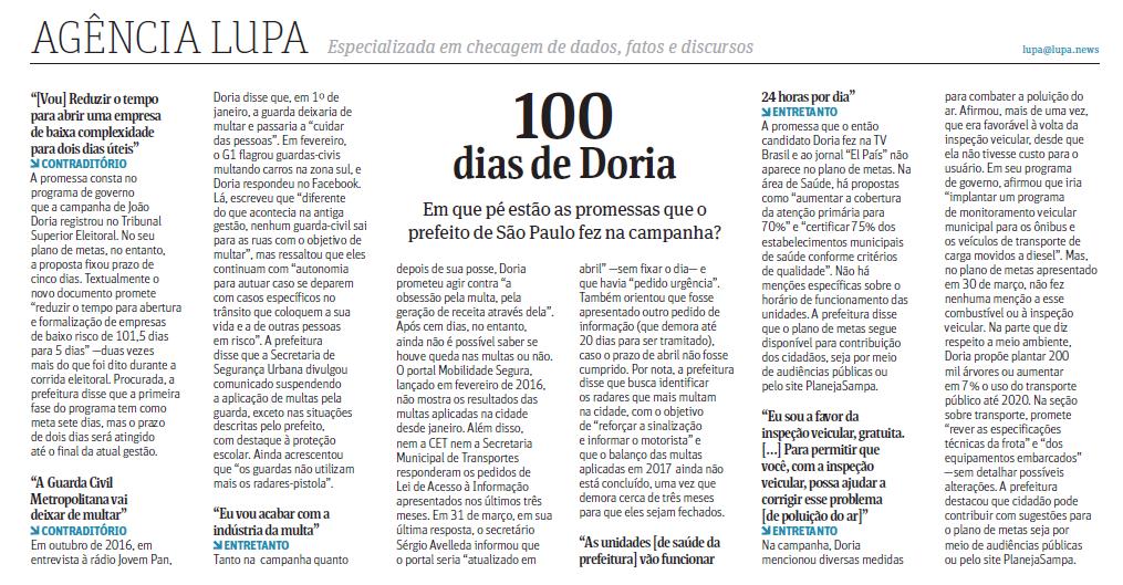 100diasdoria