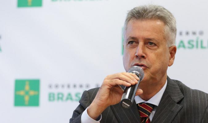 Rodrigo Rollemberg, governador do DF. Foto: Agência Brasília