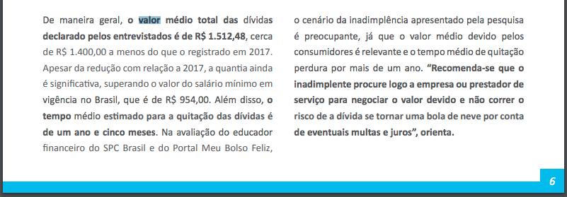 b90cd47ed O estudo mostra que as dívidas totais dos 61,4 milhões de brasileiros que  estavam, então, com o nome sujo na entidade somavam R$ 273,7 bilhões – uma  média ...