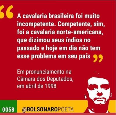 Verificamos é Verdade Que Bolsonaro Elogiou Cavalaria Norte