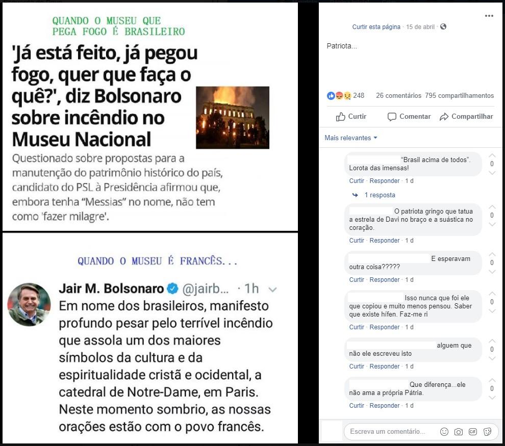 Verificamos São Verdadeiras As Frases De Bolsonaro Sobre