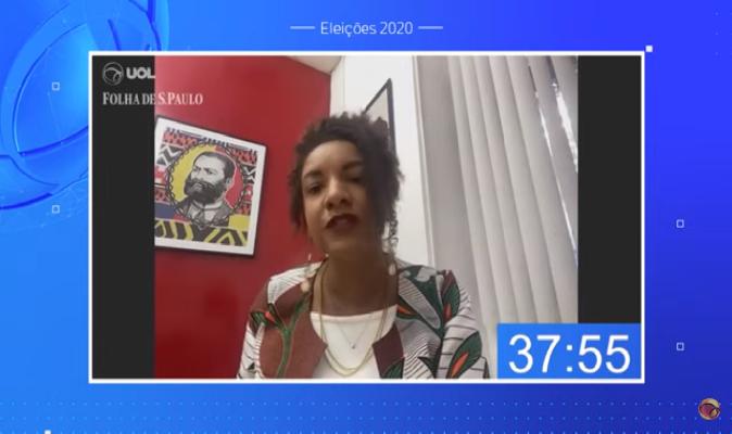 [Agência Lupa] Em sabatina Folha/UOL, Renata Souza erra comparações com outras candidaturas