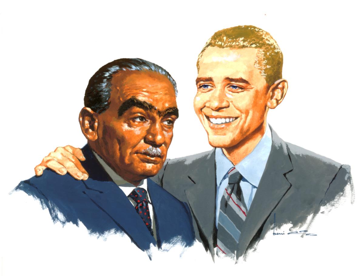 Se Barack Obama ganhar em novembro, os Estados Unidos terão eleito um presidente negro muito antes do que Lobato previu em seu livro, que viaja no tempo até o ano de 2228.