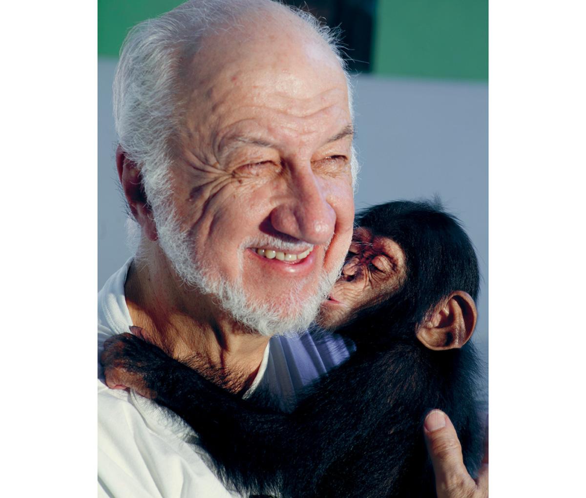 O cubano radicado no Brasil Pedro Ynterian criou o Santuário dos Grandes Primatas, em Sorocaba, e encampou a luta contra exploradores de macacos: os circos e zoológicos