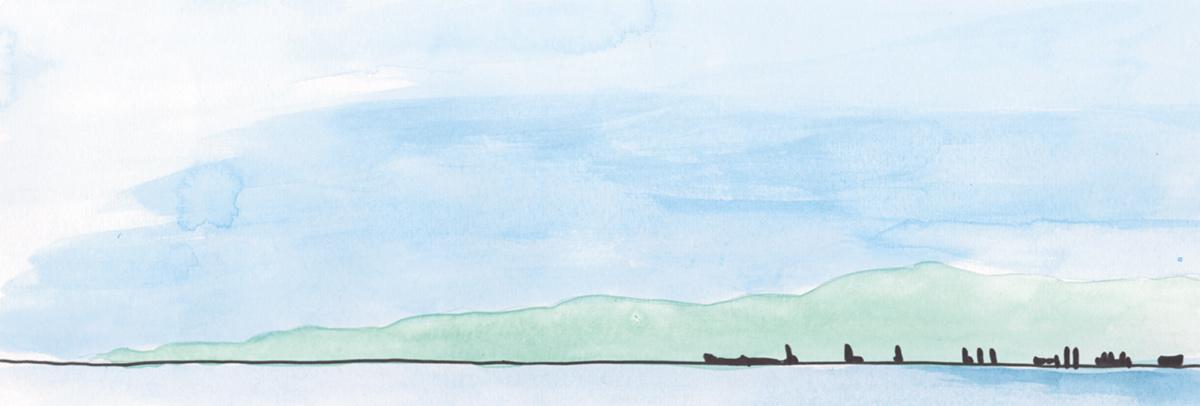 Morar à beira-mar