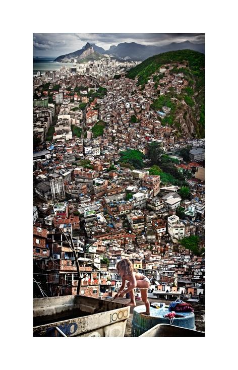 Combinação do Vidigal, Rocinha e morro Dois Irmãos