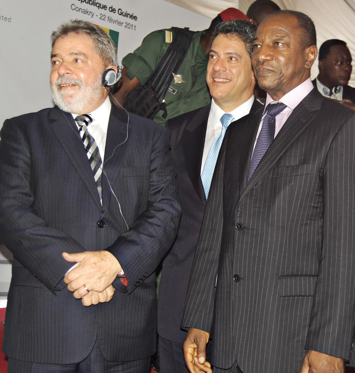 Agnelli levou Lula à Guiné no início de 2011 para convencer o presidente Condé a manter o projeto da Vale; o contrato para entrar no país foi uma das razões da queda de Agnelli, logo depois