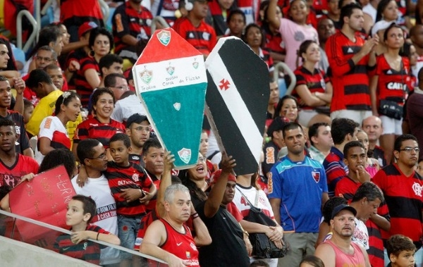 O futebol carioca torcendo contra ele mesmo