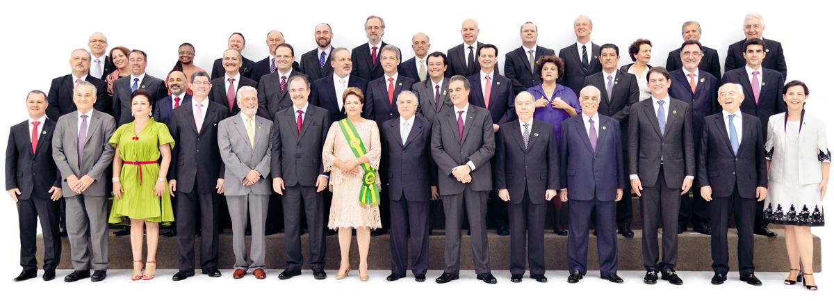 Onde está Dilma?