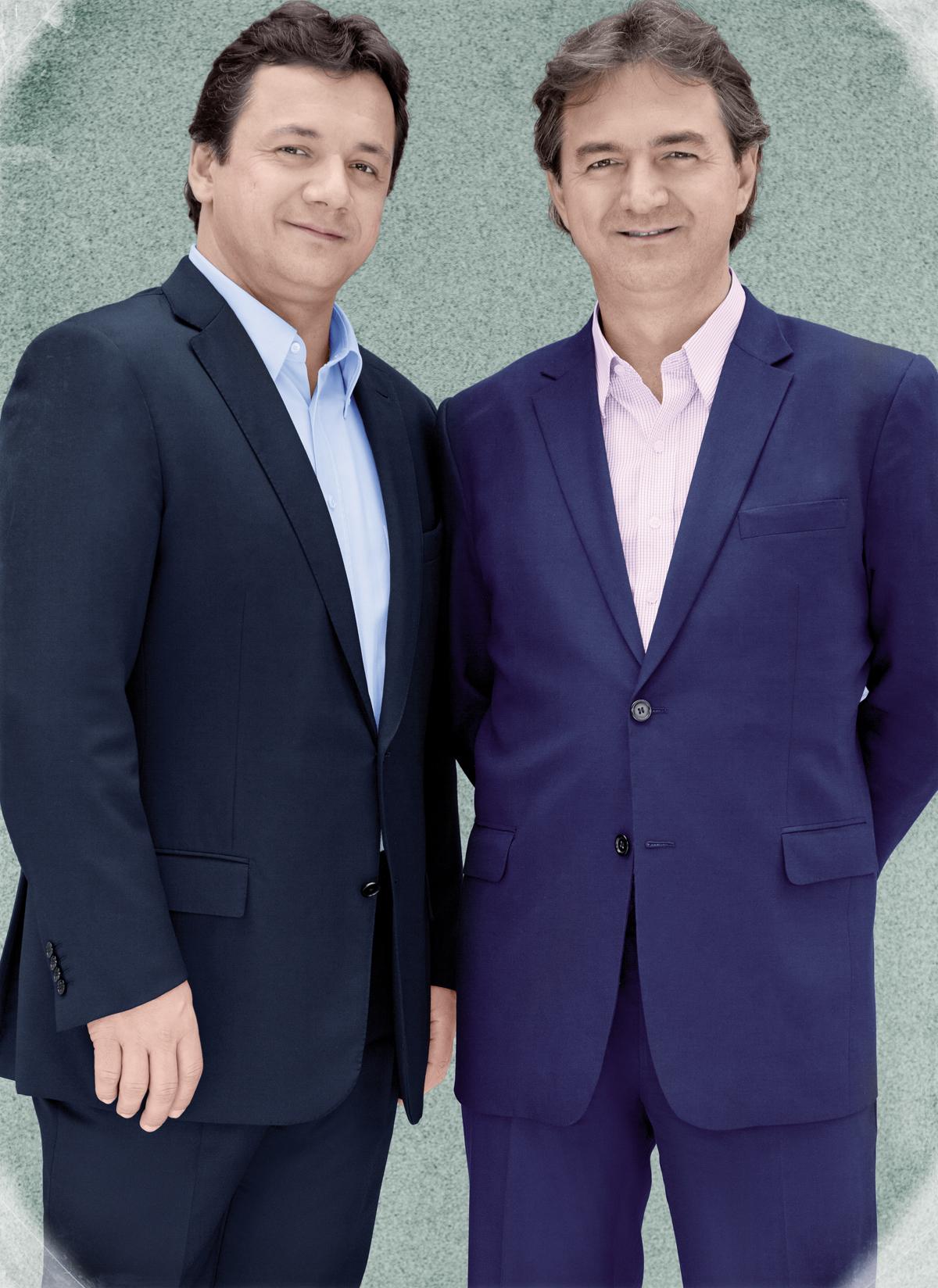 """Os irmãos Wesley e Joesley Batista atribuem as críticas que recebem a sua origem social. """"Não somos quatrocentões. O dinheiro do BNDES sempre foi para expansão e não para salvamento"""""""