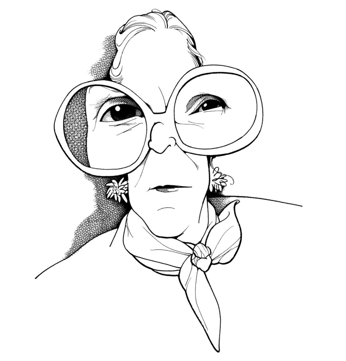 Tia Barbara, a temível
