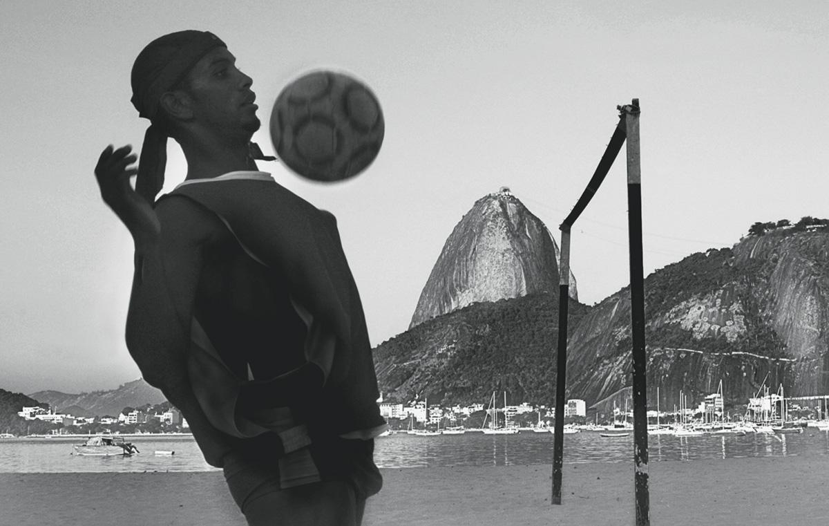 Praia de Botafogo, Rio, 2002