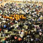 Público na arena de Barretos.