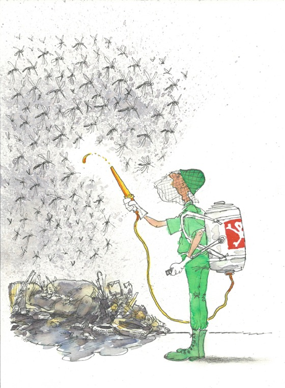 Ilustração: Roberto Negreiros