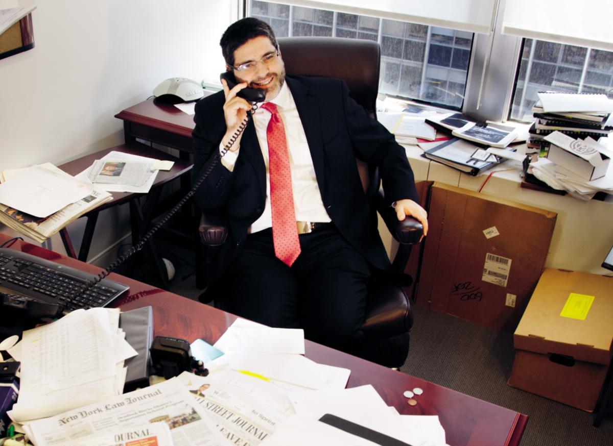 """""""Os fatos nesse caso são melhores do que em qualquer outro em que eu tenha atuado"""", o advogado Jeremy Lieberman contou, no seu escritório em Nova York. """"Se a Petrobras arriscar ir a julgamento, as chances de derrota para ela são enormes."""""""