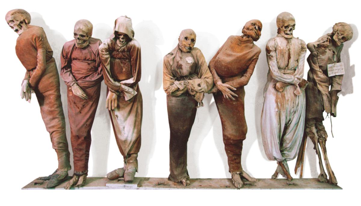 Nefertiti, Sarney, Suplicy e outras múmias