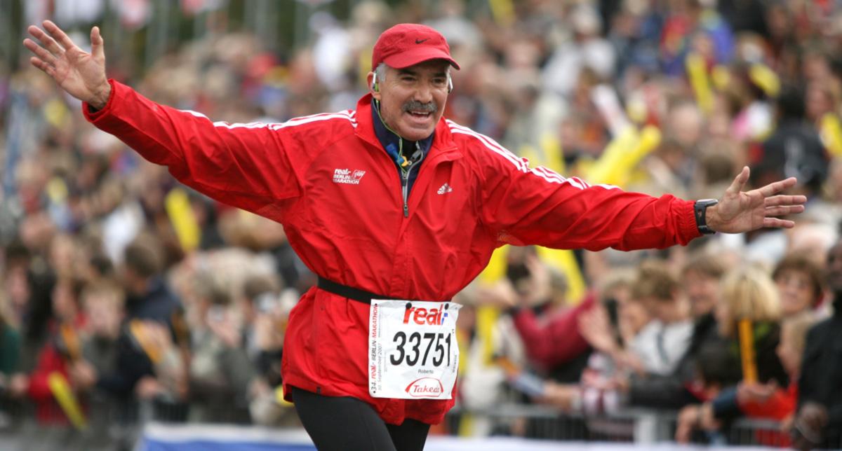 """O excesso de roupa e a falta de suor evidenciaram que o fagueiro Madrazo havia tomado um atalho que """"apagou"""" 15 quilômetros da maratona"""