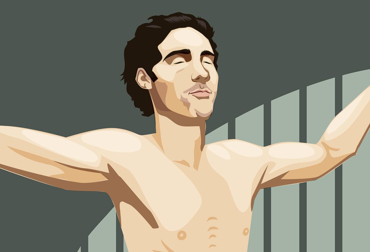 Condenado a seis anos de cárcere, Malik amadurece na prisão. Aprende a ler, escrever e matar