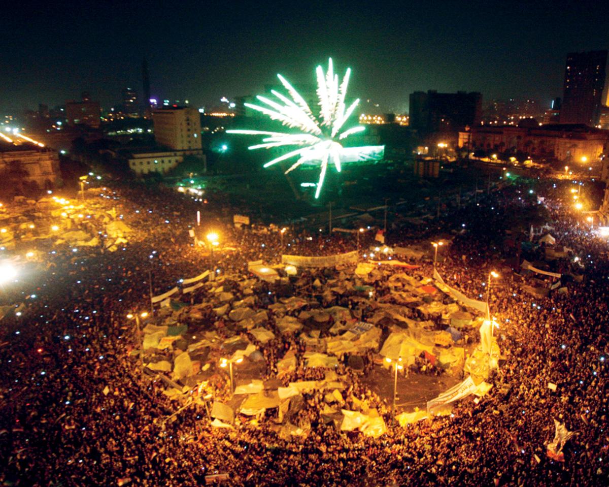 A praça Tahrir enfeita o centro do Cairo desde 1860, mas atendia por outro nome no Egito do século XIX. Hoje, tornou-se palavra corrente e obrigatória do vocabulário geopolítico mundial