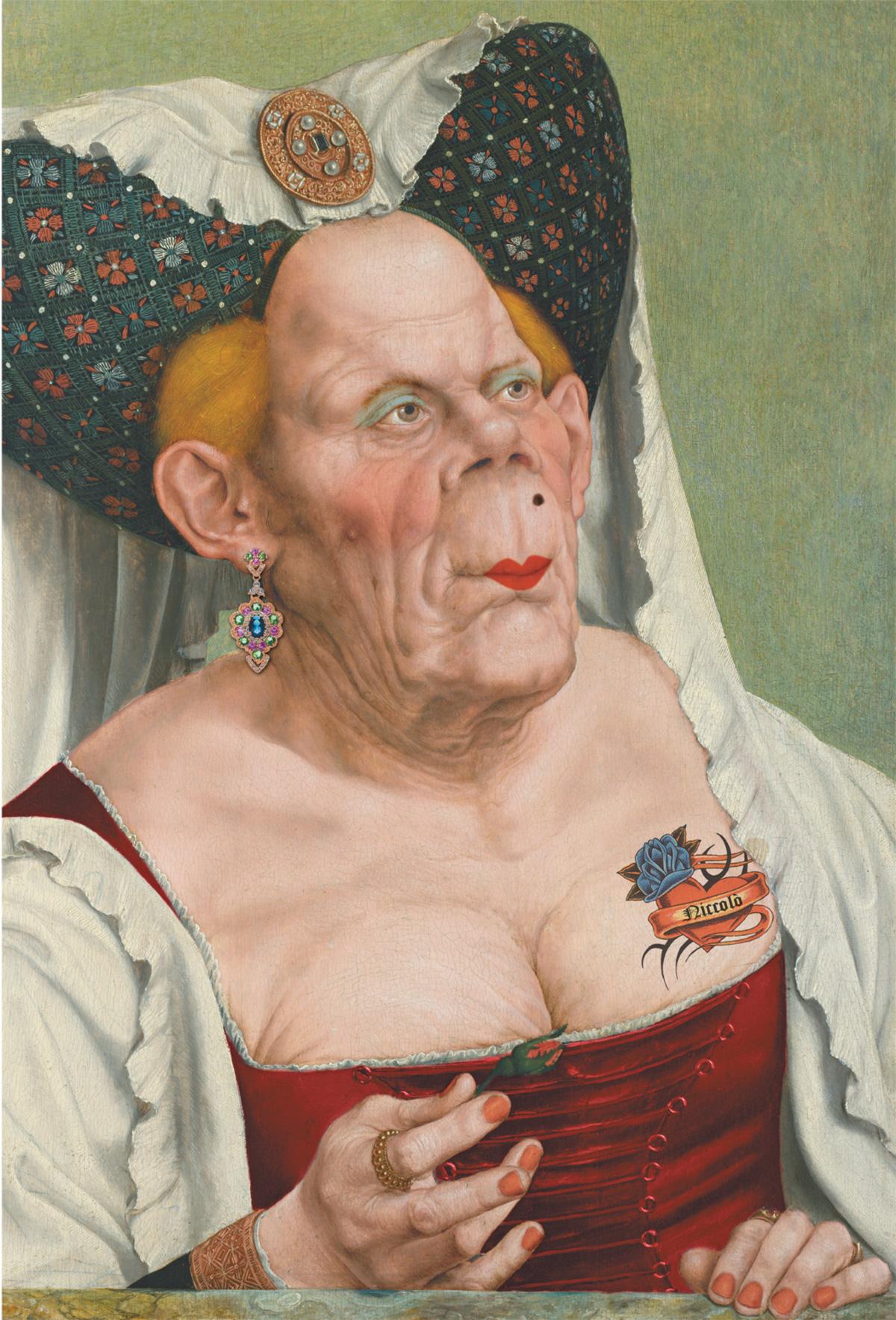 Maquiavel e a mulher mais feia do mundo
