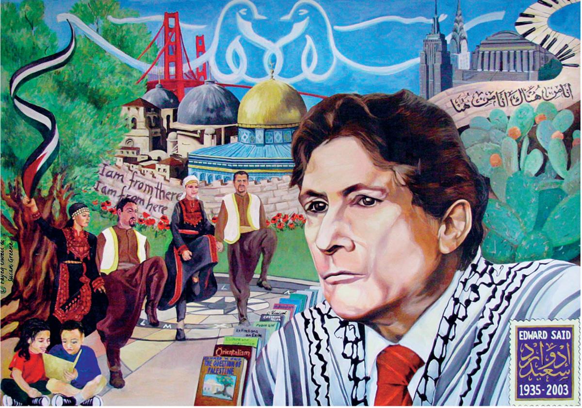 """Said se preocupava em criticar os árabes como ele. Não caía na """"flexibilidade servil em relação a seu próprio lado, que desfigurou a história dos intelectuais desde tempos imemoriais"""""""