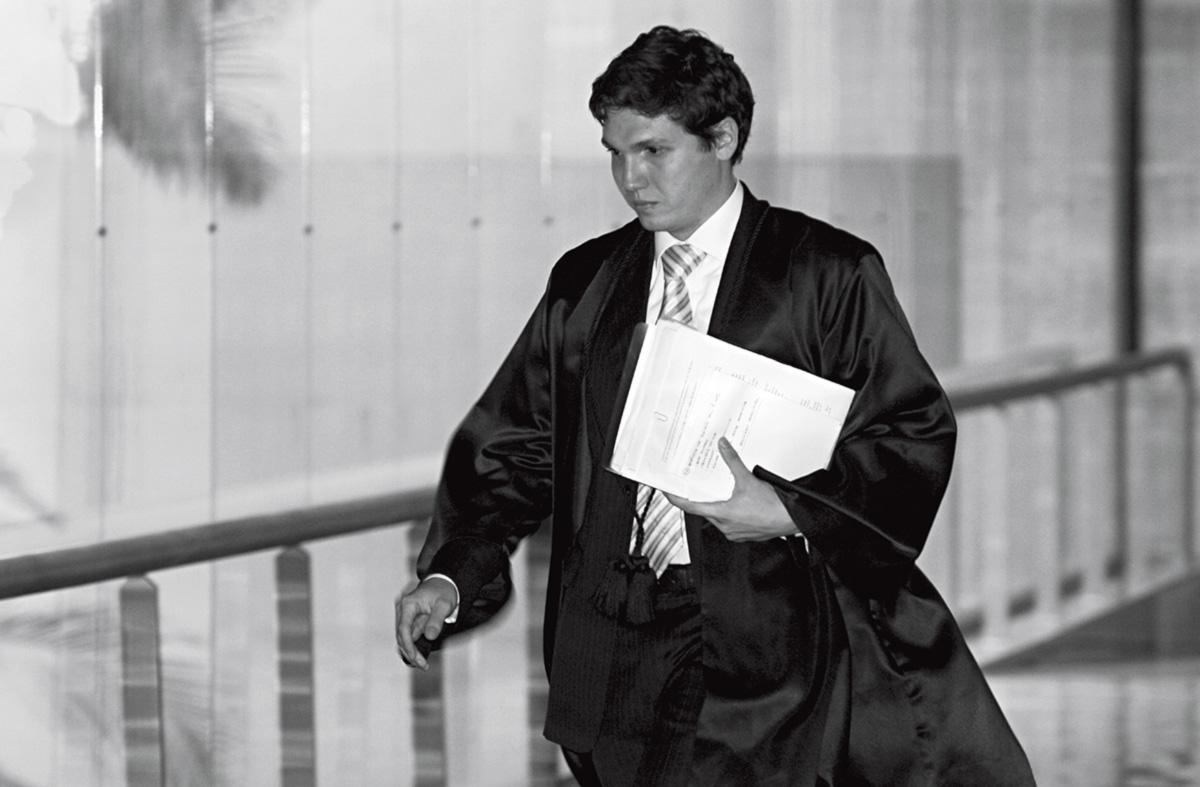Ricardo Zamariola Jr. passou por crises em que cogitou jogar a toalha, mas seu cliente, David Goldman, não concordou. Reergueu-se quando se viu sozinho e cravou a estaca decisiva ao fazer a sustentação oral no Supremo Tribunal Federal
