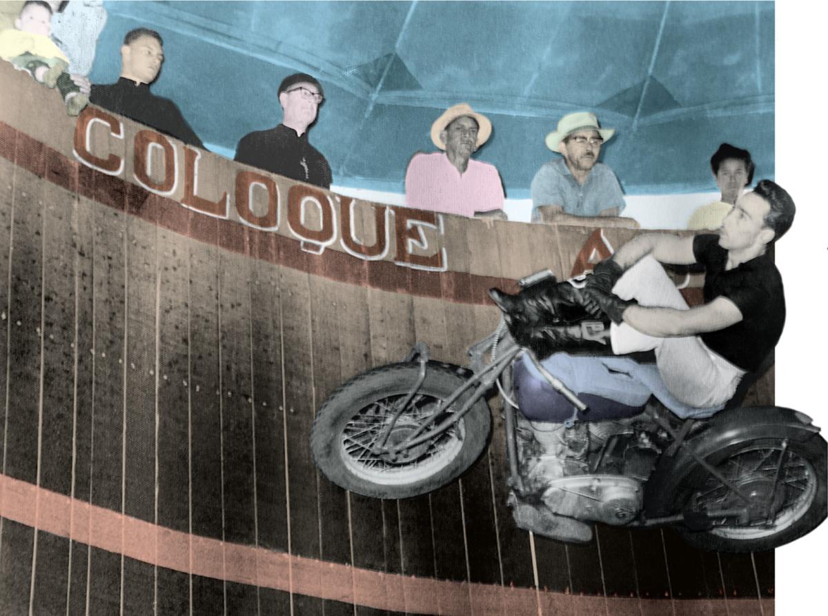 O motociclista da Muralha da Morte