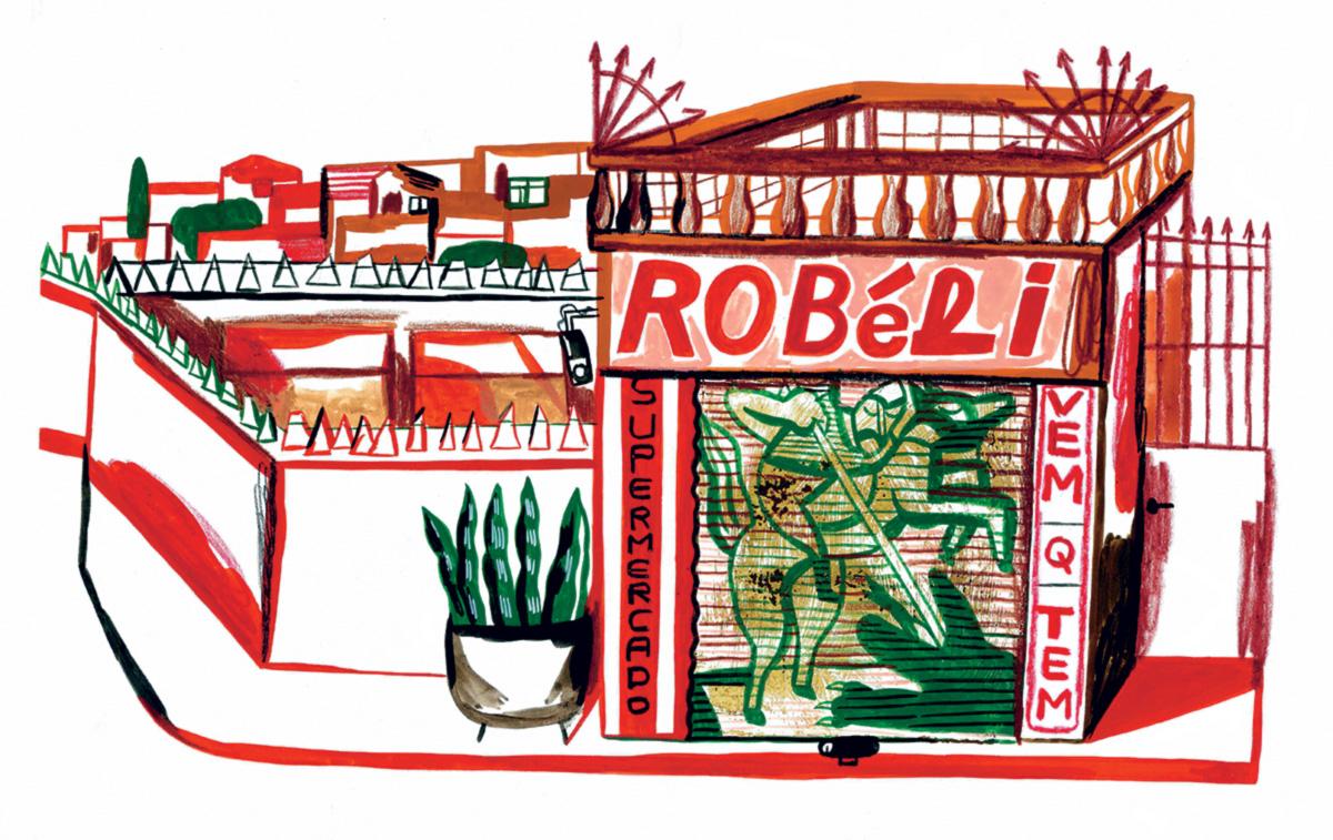 Robéli e os 40 ladrões