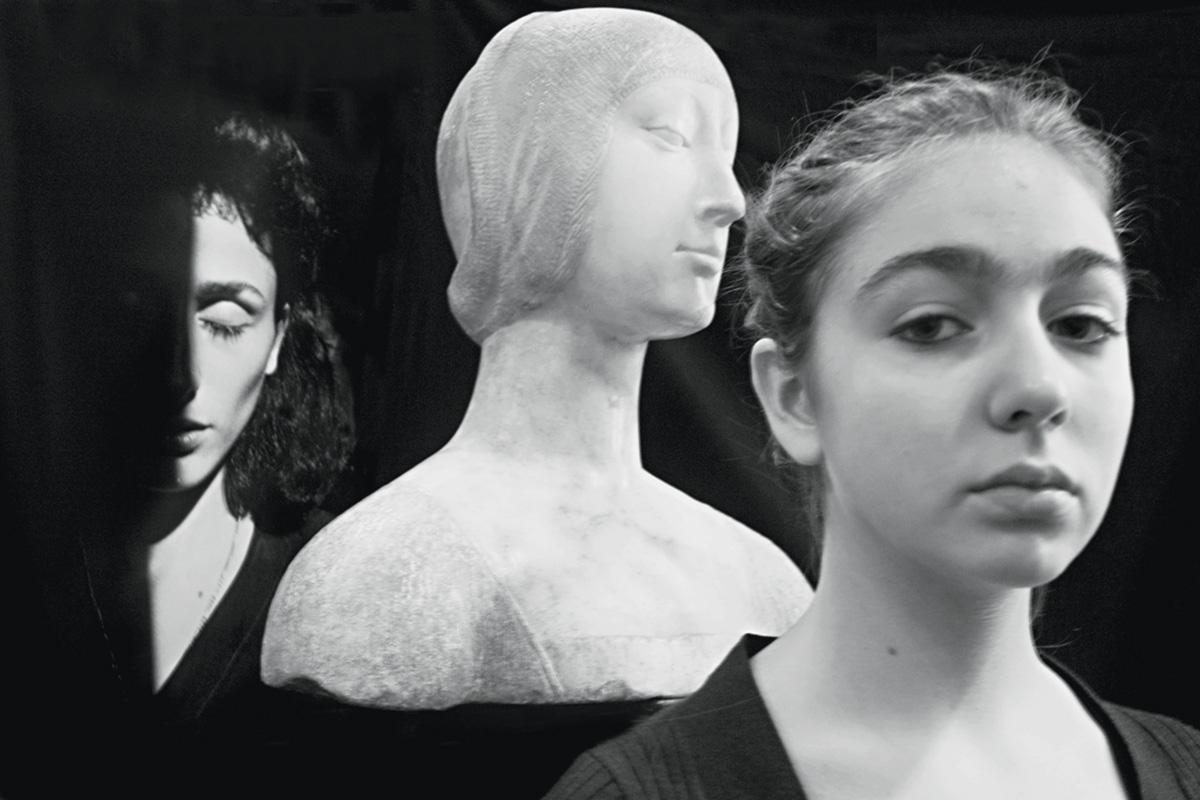 Ao fundo, Rosaria Schifani, viúva do guarda-costas Vito Schifani, morto com o juiz de Palermo Giovanni Falcone e outros colegas em 1992