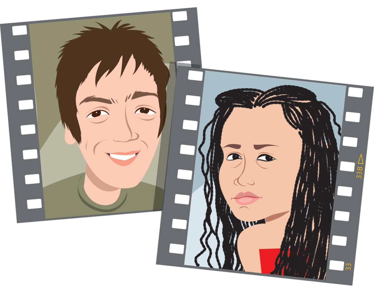 Jovem de classe média e garota de programa vivem dramas distintos em um universo que pode ser comum a ambos