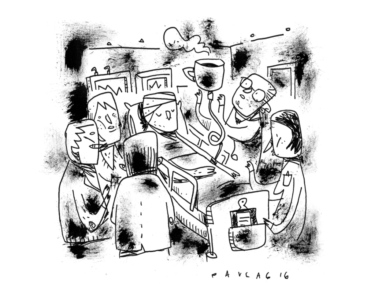 Cartuns de Galvão Bertazzi