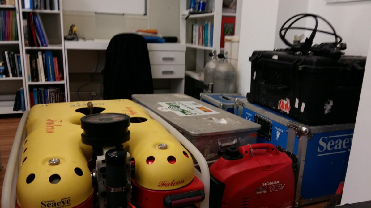 Na próxima expedição, os pesquisadores pretendem explorar o recife amazônico com um submersível amarelo de operação remota da marca Seaeye