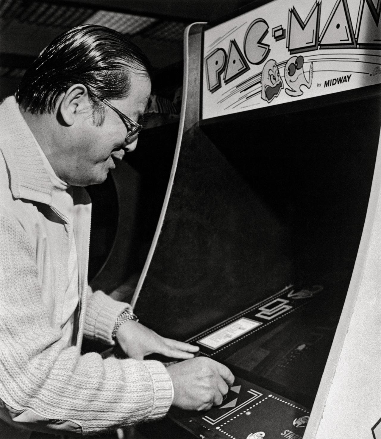 """Masaya Nakamura, """"pai do <i>Pac-Man</i>"""", iniciou a carreira fazendo cavalinhos de madeira"""