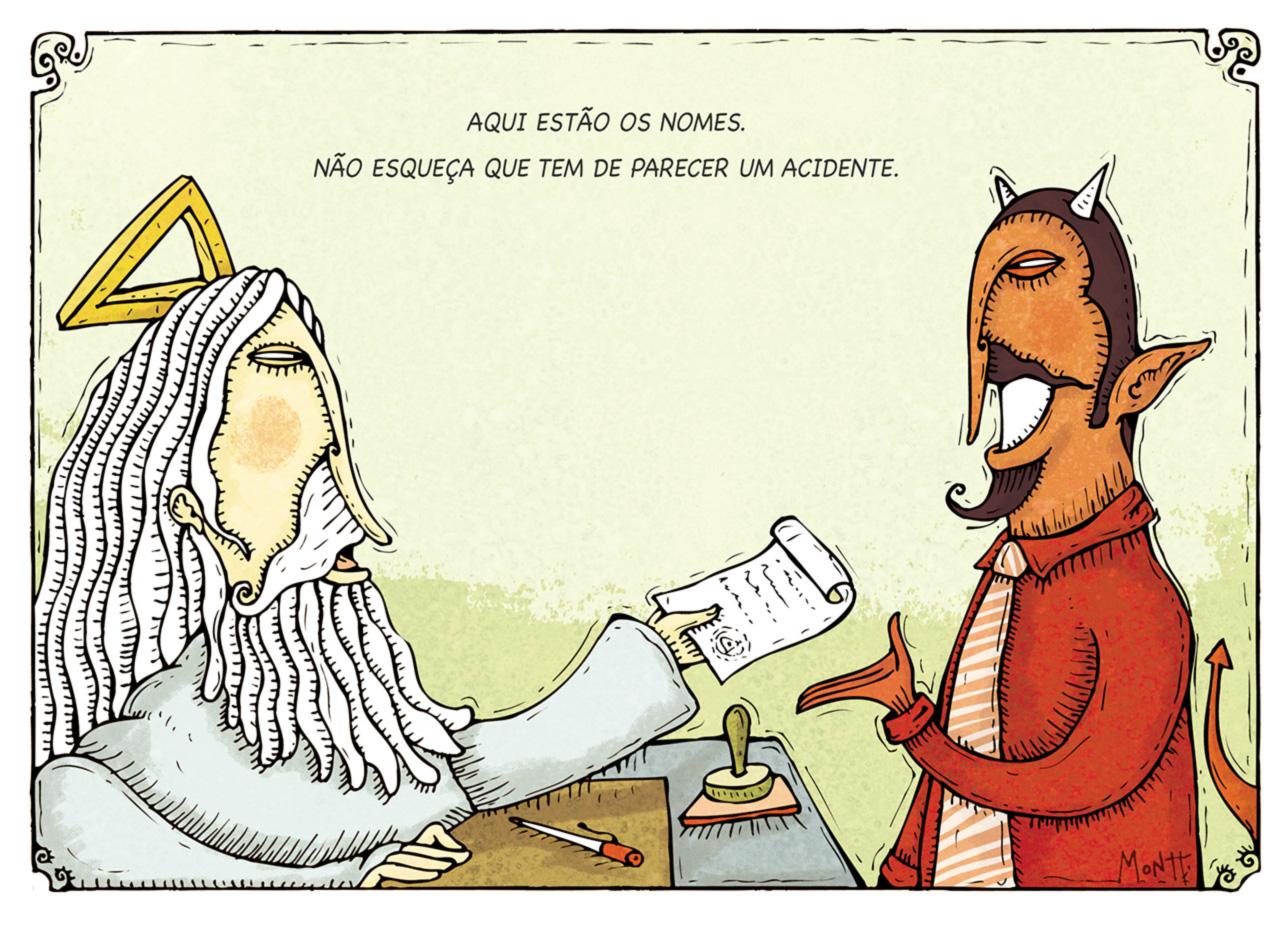 Cartuns de Alberto Montt