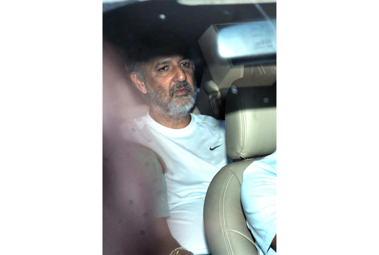 Arruda em 2010: ele entrou para a história como o primeiro governador preso no exercício do mandato.