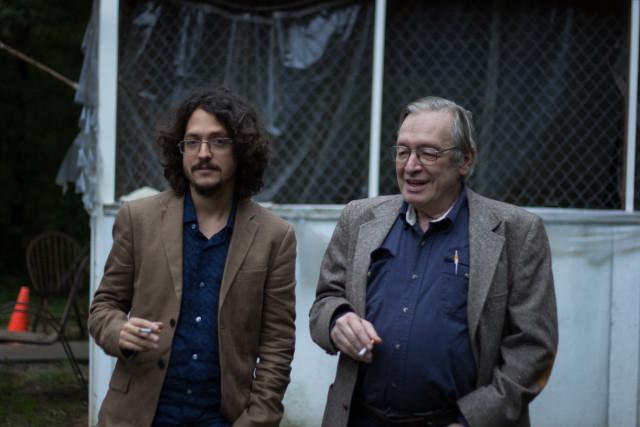 Josias Teófilo e Olavo de Carvalho