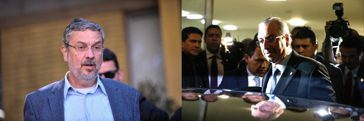 """Na festa da nata da advocacia curitibana, as delações de Palocci e Cunha dominaram as conversas. """"Ou ele delata agora ou nunca mais"""", disse um advogado que atua no caso do ex-presidente da Câmara"""