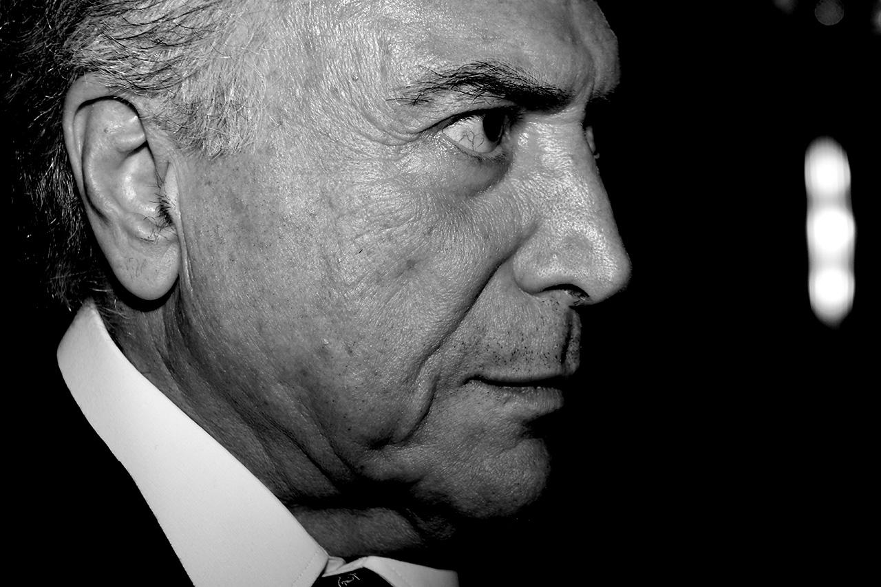 Michel Temer, presidente da República
