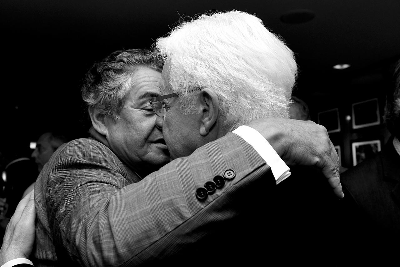 Marco Aurélio Mello e Moreira Franco