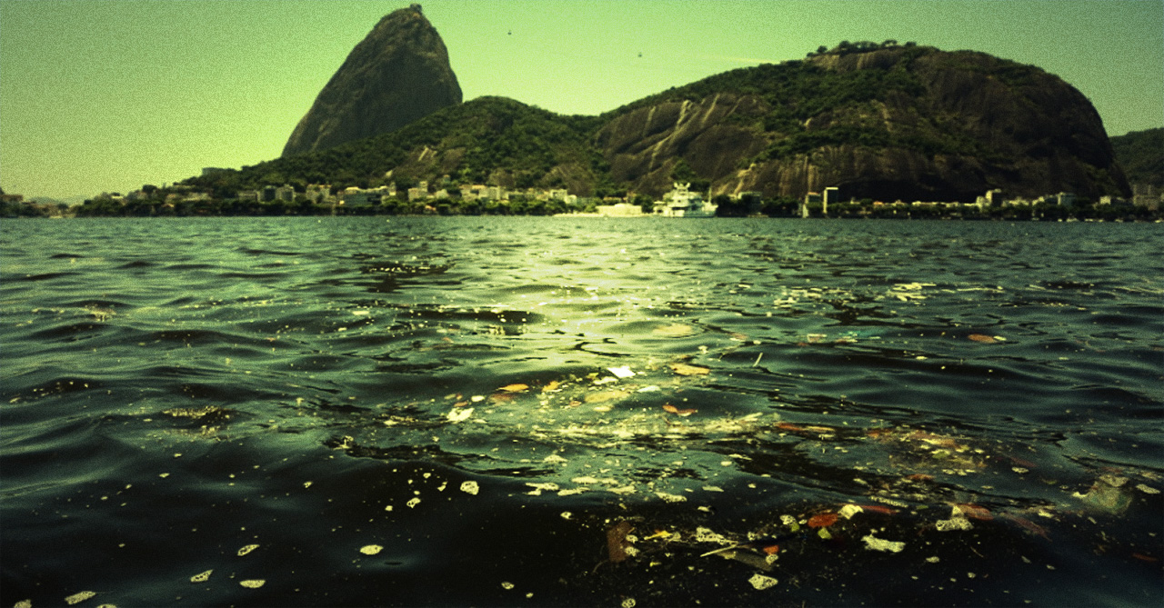 O Rio de Janeiro tinha como meta despoluir 80% da Baía de Guanabara até a data de abertura dos Jogos. Era parte do legado olímpico. A estimativa, mais tarde, foi recalculada para 25 anos