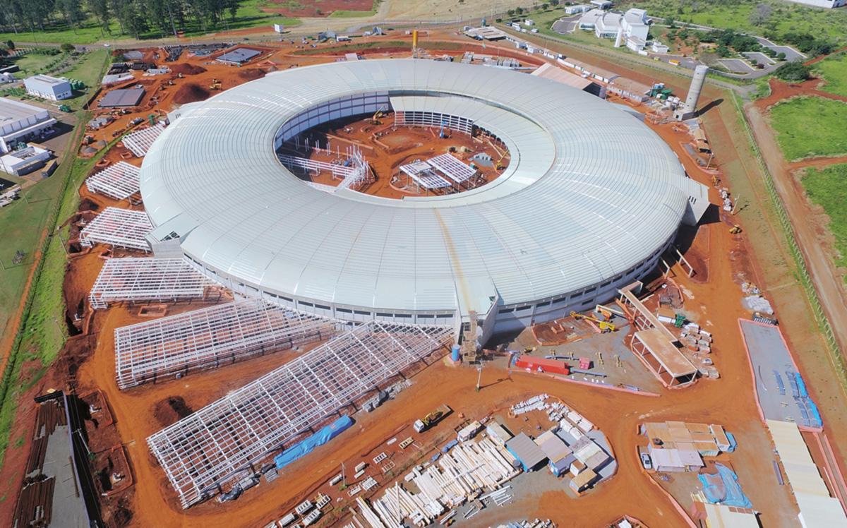 Resultado de imagem para A aposta do superacelerador