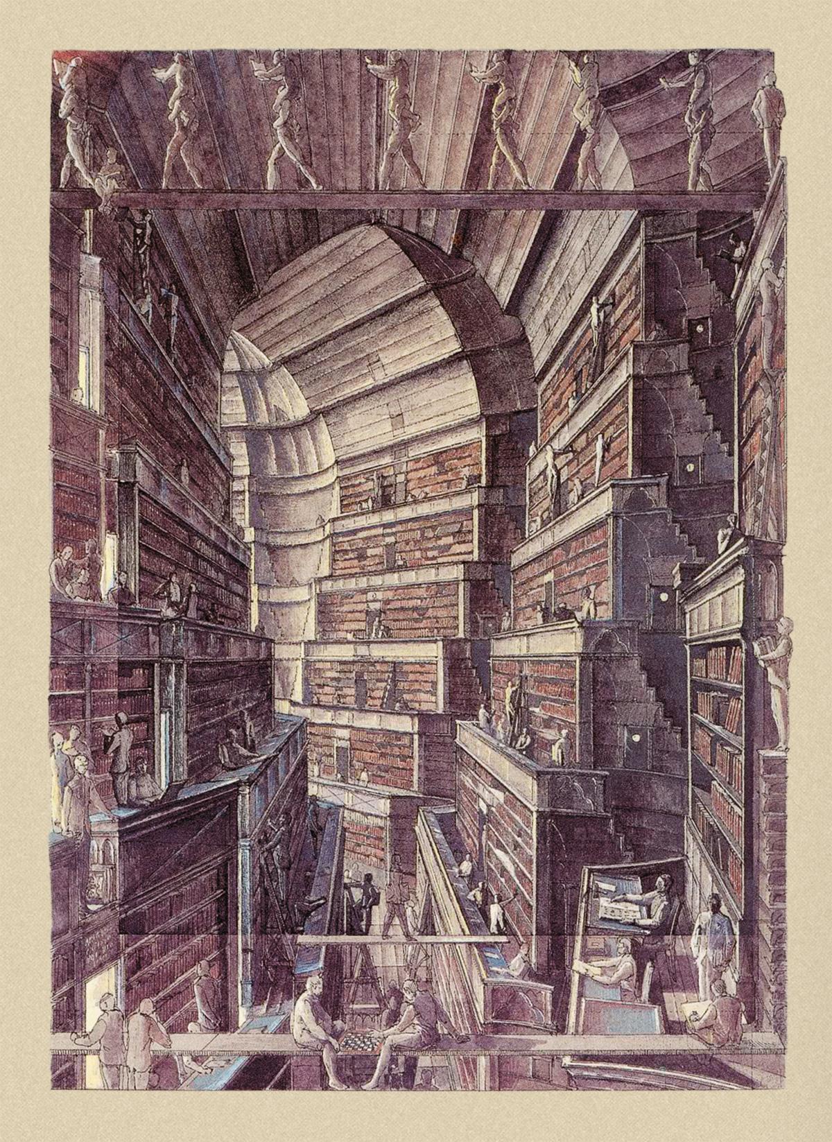 Diferentemente de um filho, um livro é a encarnação de uma posteridade controlada, sob medida. A pessoa escreve como se esculpisse sua lápide