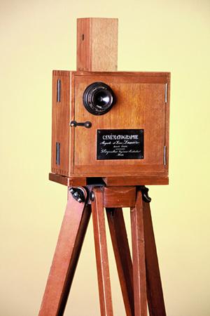 O cinematógrafo Lumière