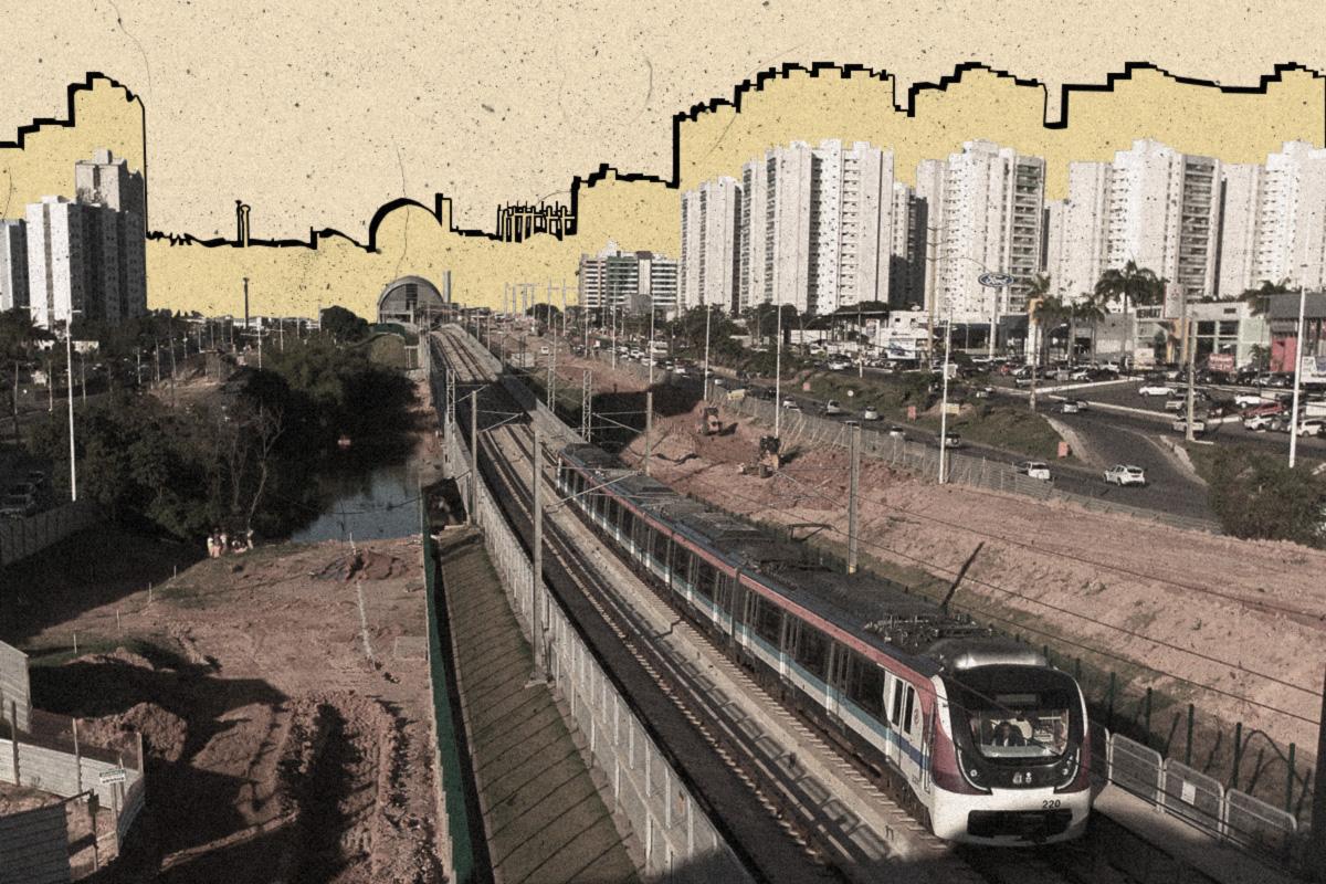 O traçado do metrô pode impactar sua vizinhança de diferentes modos. Pode ser um berro estridente na paisagem, como na capital baiana. Ou, para comparar com uma cidade de topografia parecida, uma fina e precisa costura urbana – como no Porto, em Portugal
