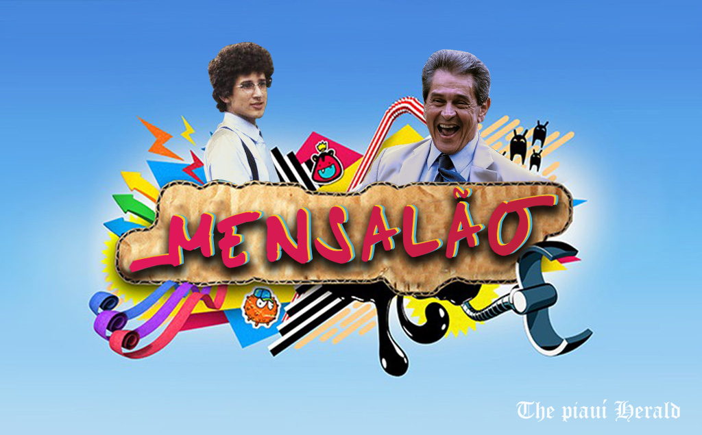 """""""É tipo aquela novela da Globo, <i>Malhação</i>"""", explicou Roberto Jefferson, a respeito da novela a ser lançada pelo partido"""