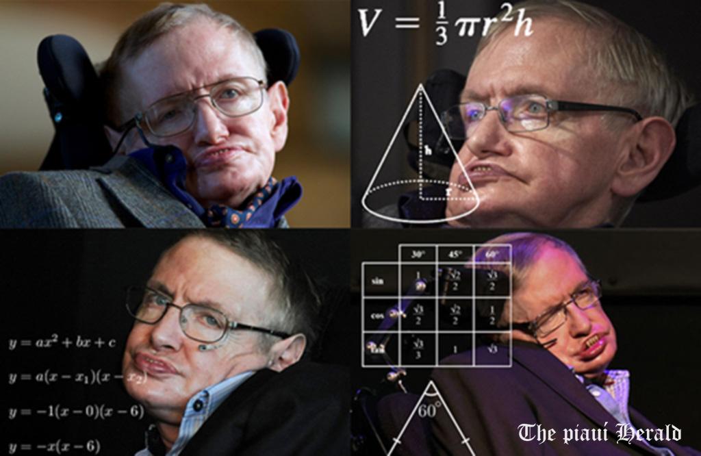 Hawkings achava mais fácil explicar o Bóson de Higgs do que o carisma de Temer