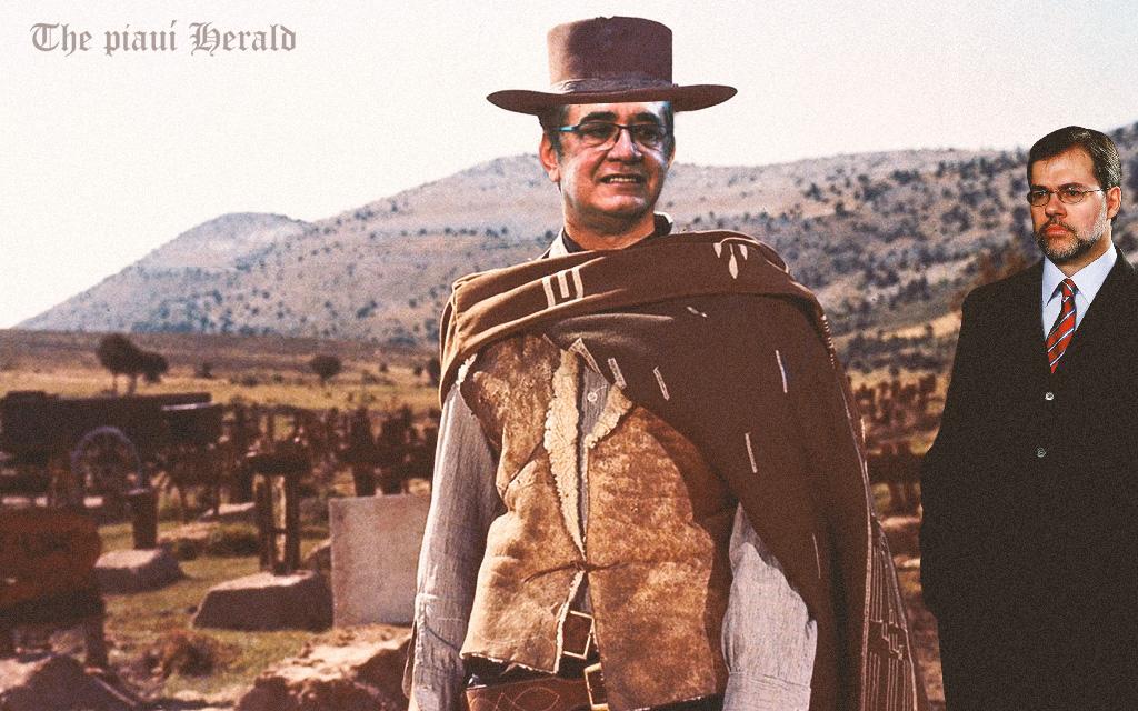 Por via das dúvidas, o ministro Barroso vai trabalhar, nesse dia, com uma toga à prova de balas