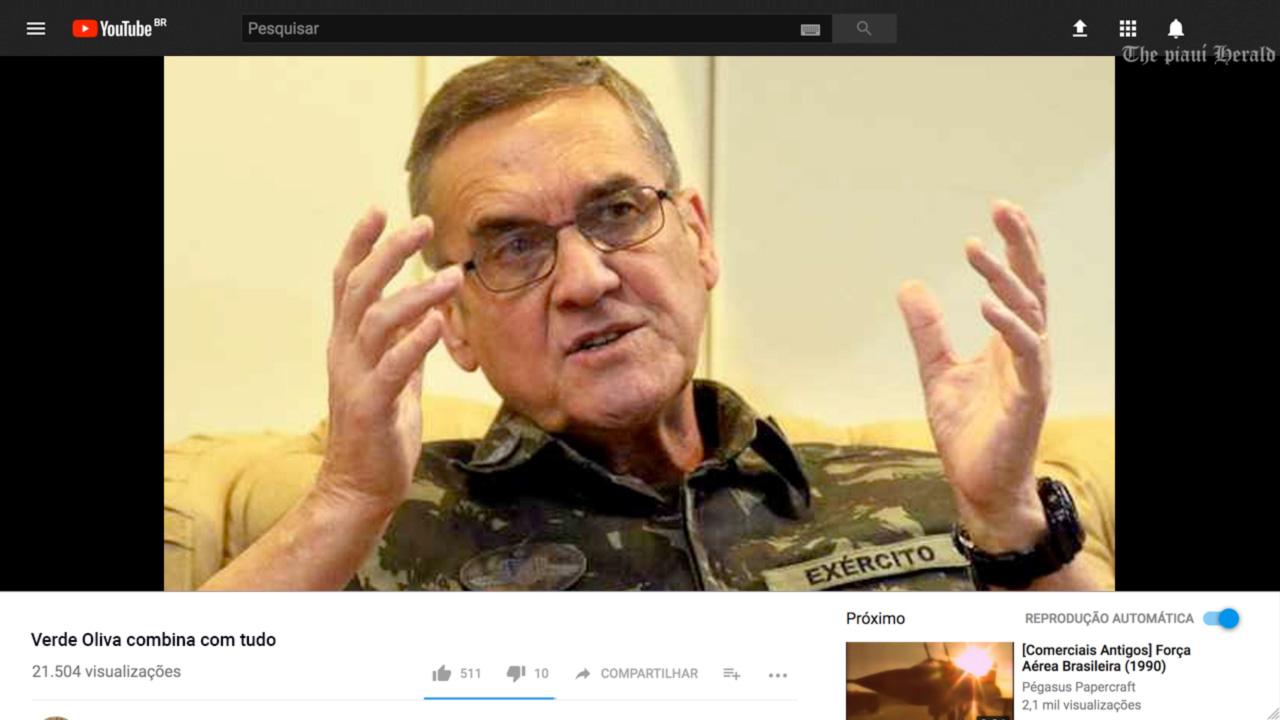 """""""O internauta pode esperar muita descontração, alegria e supressão de direitos individuais"""", afirmou Elsinho Mouco sobre a incursão do Exército nas redes sociais"""