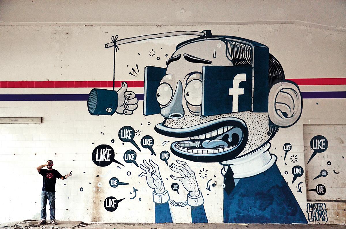 A ambição de Zuckerberg tinha sido criar outra internet, ou talvez outro mundo, dentro do Facebook, e induzir as pessoas a usá-lo ao máximo; o modelo do negócio se baseava na publicidade, que tem apetite infinito pelo tempo das pessoas