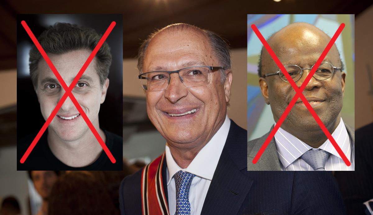 Assessores creem que com a saída dos adversários ainda restará um grande desafio: fazer o eleitor querer votar em Alckmin